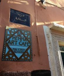 Henna Art Café